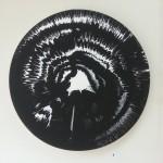 Circular abstract by alan dedman