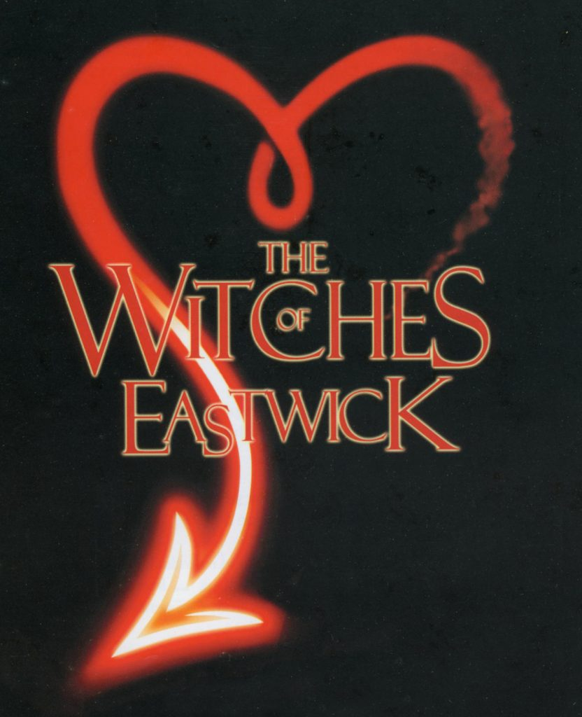 Graphic for the Witches of Eastwick alan dedman