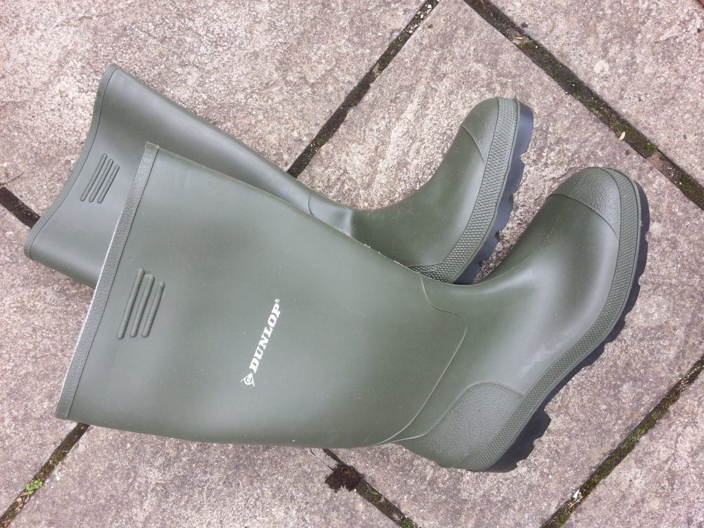photo of wellington boots for norcat