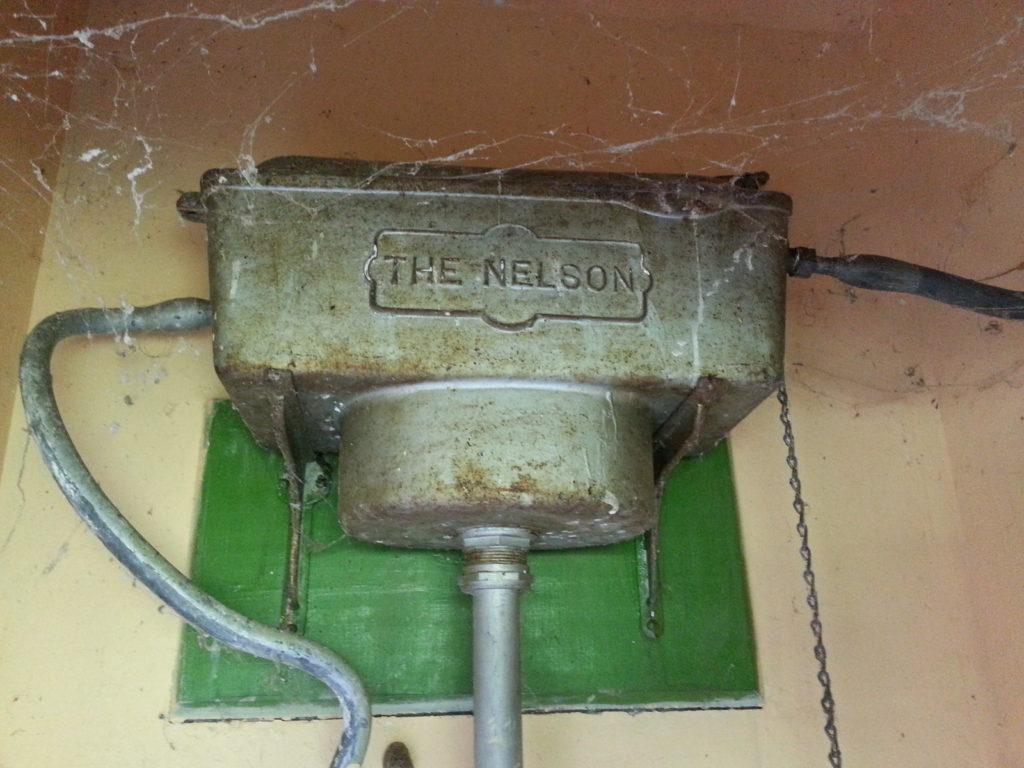 photo of toilet cistern norcat Keeler