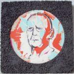 catalogue spin portrait of winston alan dedman set in concrete catalogue