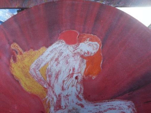 isolating varnish nachlass rude & nude alan dedman