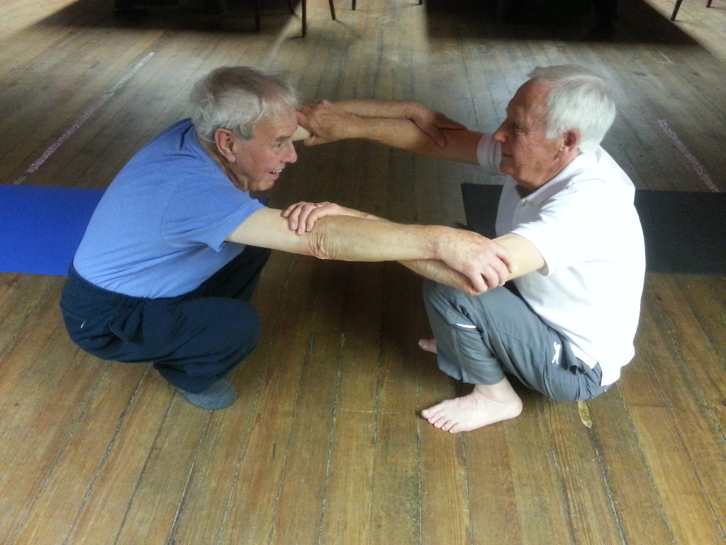 Malasana alan dedman yoga for blokes