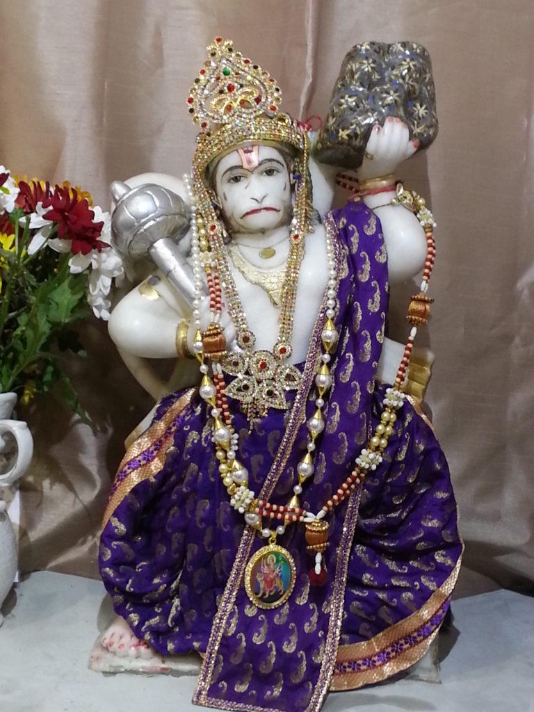 Hanuman yoga for blokes alan dedman