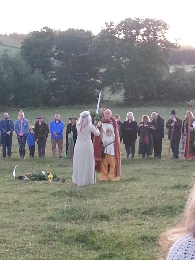 sword oak druids alan dedman suryana maskar solstice