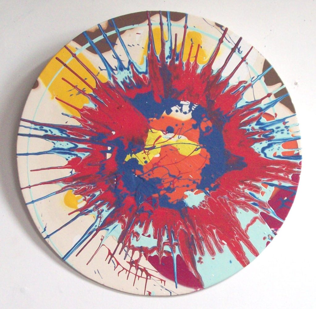 spin painting by dedman