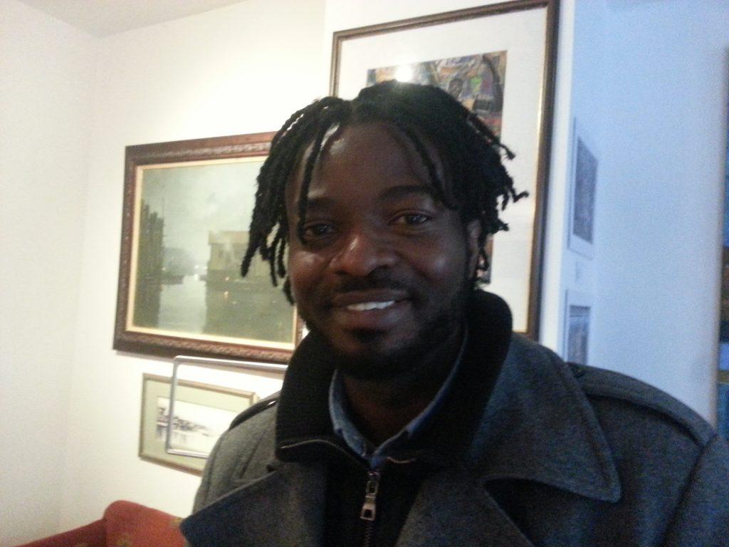 Titus Agbara alan dedman africa