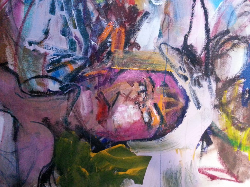 Head of Les Dems by Alan Dedman