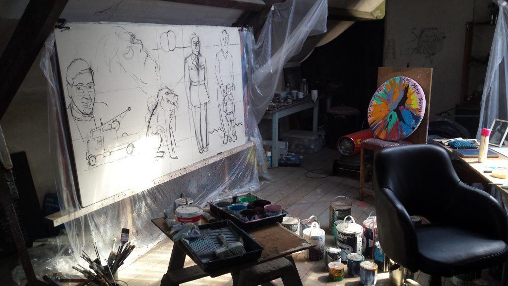 work in progress atelier dedman