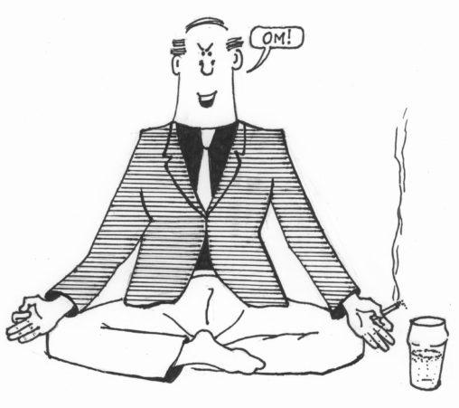 Roger Mellie Yoga for Blokes alan dedman